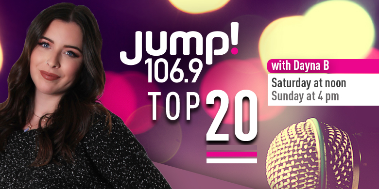 JUMP! Top 20 with Dayna B