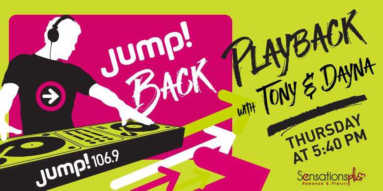 JUMP! Back Playback