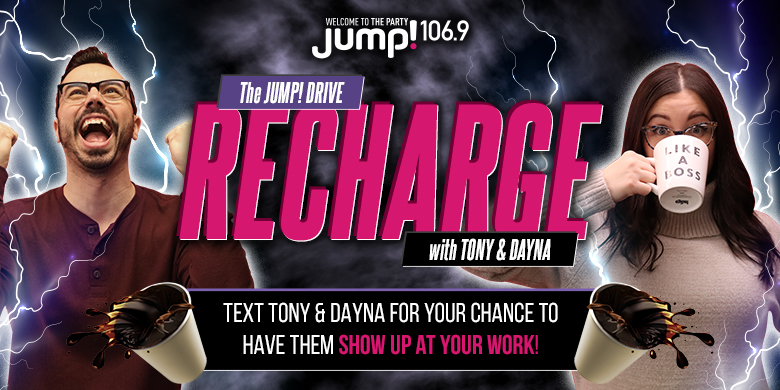 JUMP! Drive Recharge with Tony and Dayna