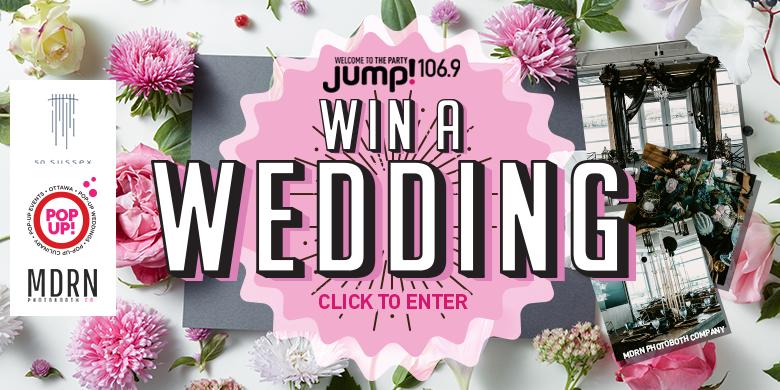 JUMP! 106.9's Win a Wedding
