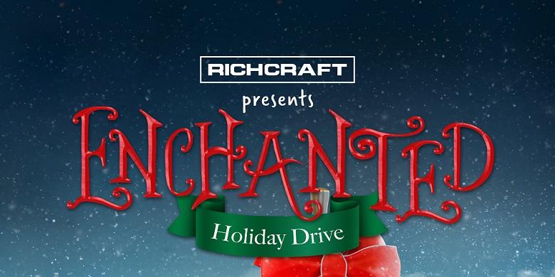 Enchanted Holiday Drive