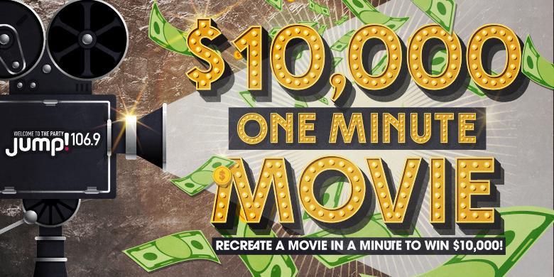 JUMP! 106.9's 10K One Minute Movie