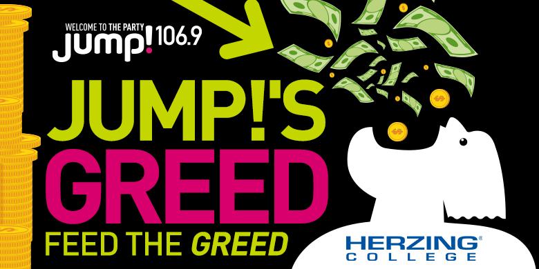 JUMP!'s Greed