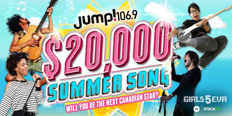 The JUMP! 106.9 $20,000 Summer Song